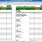Trucking Expenses Spreadsheet