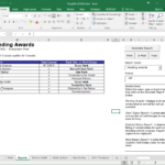 boy scout treasurer excel spreadsheet