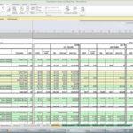 construction cost estimate excel spreadsheet