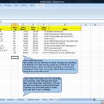 construction estimating excel spreadsheet free