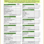 cost per mile spreadsheet