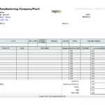 create multiple invoices from excel spreadsheet