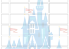 disney world itinerary planner template