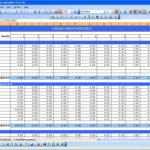microsoft excel spreadsheet parts