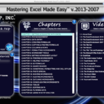 Excel Spreadsheet Training Free Online Download Templates