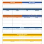 Financial Projections Excel Spreadsheet Free