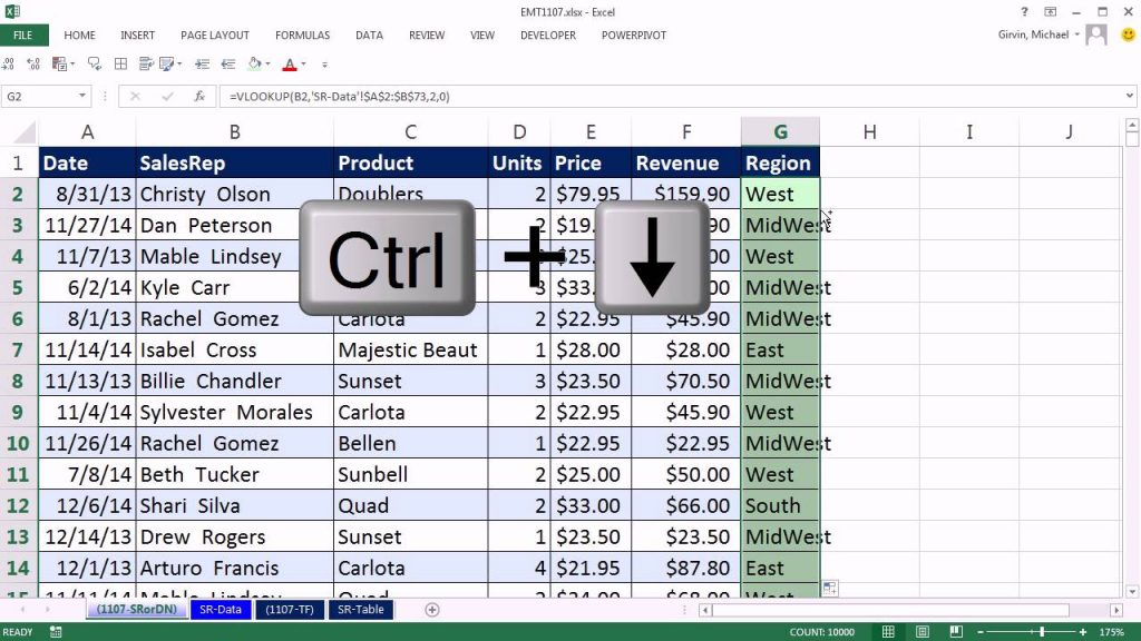 Formulas For Excel Spreadsheets