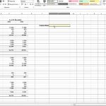 financial ratio analysis excel spreadsheet