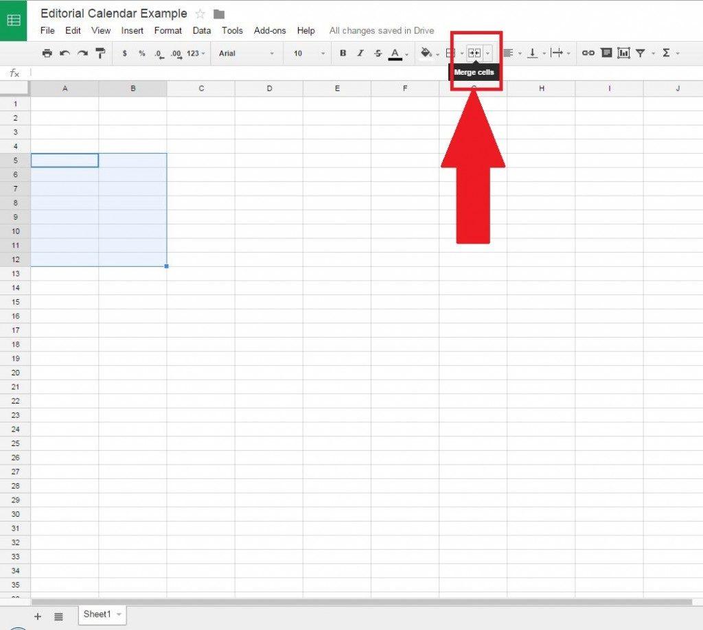 Google Docs Spreadsheet Tutorial