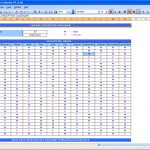 Free Hotel Linen Inventory Spreadsheet