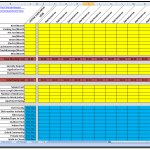 free templates grocery price comparison spreadsheet download
